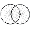 Cycling Shimano Ultegra WH-6800 Clincher Road Wheelset - Grey / Pair / 8-11 Speed / 700c / Clincher