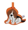 Foufou Dog  Beagle Luggage Tag