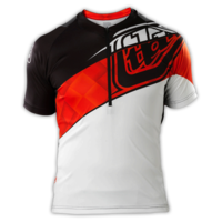 Cycling  - Troy Lee Designs Ace Jersey Red