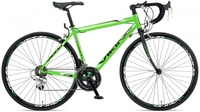 Cycling  - Viking Sprint Road Bike Green