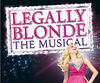 Legally Blonde the Musical + 3-star hotel