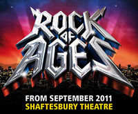 Theatre  - Rock of Ages + 3-star hotel
