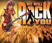 Theatre  - We Will Rock You + 3-star hotel