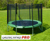 10ft LaunchPad trampoline