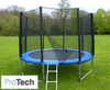 10ft Protech Power trampoline