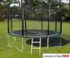 Trampolines 14ft LaunchPad Pro trampoline