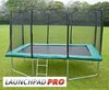 Trampolines 8x12ft LaunchPad Pro trampoline