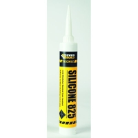 Painting & Decorating  - Everbuild - Tecnic Silicone 825 Sealant 380ml Tube