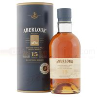 Aberlour 15 Year Whisky 70cl