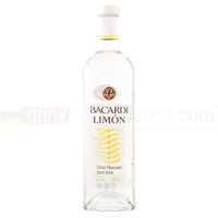 Wine  - Bacardi Limon Rum 70cl