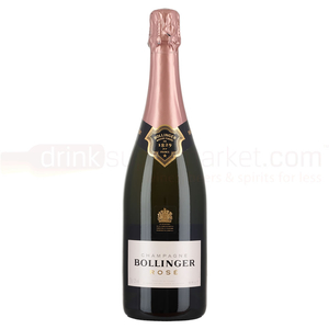 Wine  - Bollinger Special Cuvee Rose Champagne 75cl