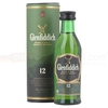 Glenfiddich 12 Year Whisky 5cl Miniature