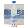 Grey Goose Vodka 12x 5cl Miniature Pack