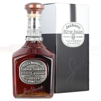 Jack Daniels Silver Select - Old Presentation - Tennessee Whiskey - 70cl - 50% ABV