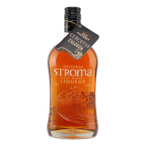 Alcoholic Drinks  - Old Pulteney Stroma Malt Whisky Liqueur 50cl