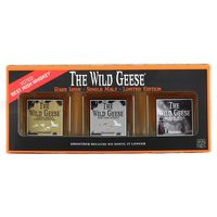 Wine  - Wild Geese Collection of Whiskies 3x 5cl Gift Taster Pack