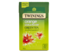 Drinks Green Tea, Orange & Lotus Flower - 20 Single Tea Bags