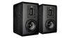 Quad S Series S1 Black Ash Veneer Bookshelf Speakers (Pair)