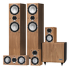 Tannoy Mercury 7.4 Light Oak 5.1 Speaker Package