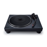 HiFi Speakers  - Technics SL-1500C Black Hi-Fi Turntable