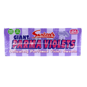 Swizzels Matlow Parma Violets Giant 24 pack