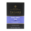 Drinks Taylors Earl Grey Tea 20 Tagged Teabags