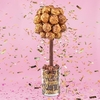 Gifts Personalised Gold Belgian Truffle Sweet Tree