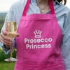 Birthday Gifts Prosecco Princess Apron