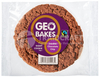 Geobakes Giant Double Chocolate Cookies - 75g