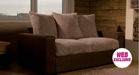 Sofas  - West 3 Seater Sofa Scatter Back
