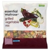 essential Waitrose grilled mix vegetables