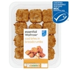 essential Waitrose MSC cod bites in breadcrumbs