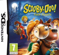 Video Games  - Scooby Doo: First Frights