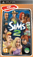 Video Games  - The Sims 2 (PSP Essentials)