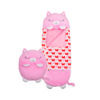 Happy Nappers - Pink Kitty (Medium)