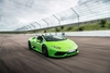 Driving Lamborghini Huracan Driving Thrill with Free High Speed Passenger Ride