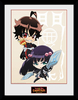 Art Twin Star Exorcists Chibi Collector Print