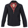 Baracuta G4 Original Harrington Jacket Dark Navy BRCPS0002