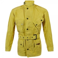 - Barbour Clothing Barbour X Deus Ex Machina Geelong Casula Yellow Jacket MCA0324YE71