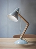 Bermondsey Table Light in Chalk - Steel
