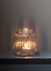 Cornbury Votive,  Extra Small - Glass