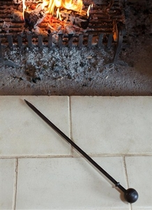 Home Accessories  - Fire Poker - Wrought Iron