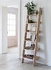 Hambledon Shelf Ladder,  Small - Raw Oak