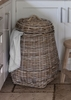 Laundry & Cleaning Laundry Basket with Rope Handle