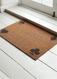 Solitaire Doormat,  Large - Coir