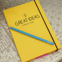 Gifts  - Great Ideas A5 Notebook