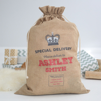 - Special Delivery Christmas Sack