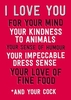 Gifts Kindness To Animals| Valentine's Day Card |DM2156