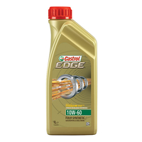 Edge 10W-60 With Titanium FST Fully Synthetic 1Ltr