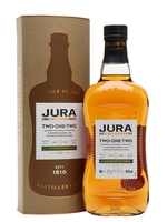 - Jura Two-One-Two 2006 / 13 Year Old Island Single Malt Scotch Whisky